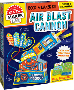 Air Blast Cannon Maker Lab