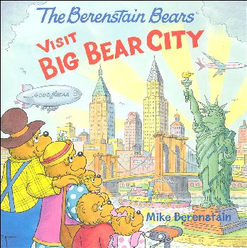 Berenstain Bears Visit Big Bear City