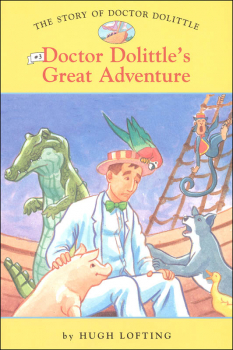 Story of Doctor Dolittle #3 Doctor Dolittle's Great Adventure