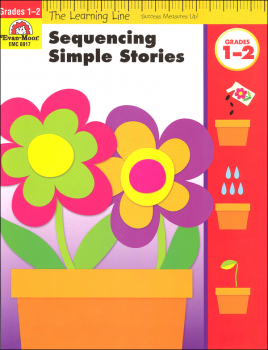 Learning Line Language Arts - Sequencing Simple Stories 1-2