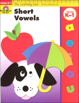 Learning Line Language Arts - Short Vowels K-1