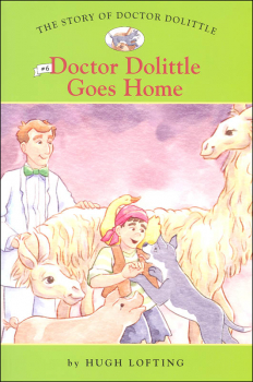 Story of Doctor Dolittle #6 Doctor Dolittle Goes Home