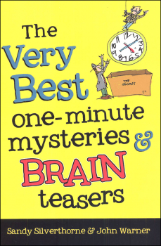 Very Best One-Minute Mysteries and Brain Teasers