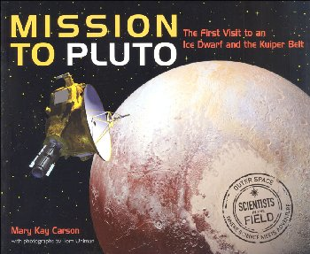 Mission to Pluto: First Visit to an Ice Dwarf and the Kuiper Belt