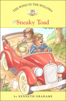 Wind in the Willows #5 Sneaky Toad