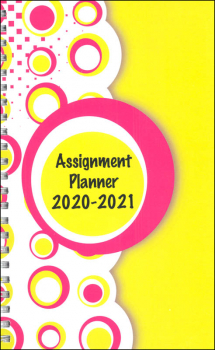 Student Assignment Planner Inner Circles August 2020 - August 2021