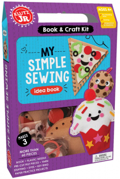 My Simple Sewing Book & Craft Kit