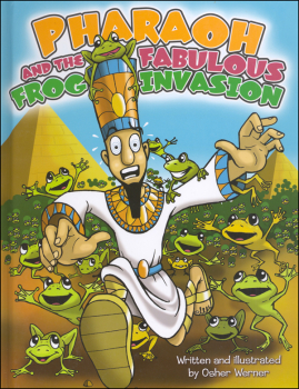 Pharaoh and the Fabulous Frog Invasion