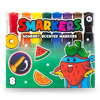 Smarkers Large Barrel (Set of 8)