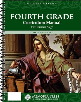 Accelerated Fourth Grade Curriculum Manual