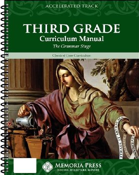 Accelerated Third Grade Curriculum Manual