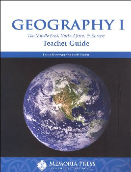 Geography 1 Teacher Guide (Middle East, Europe, & North Africa)
