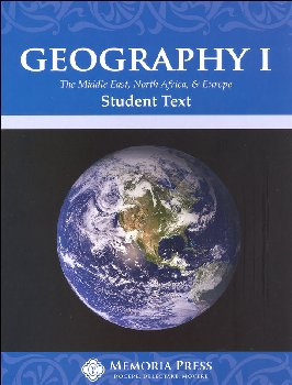 Geography 1 Text (Middle East, Europe, & North Africa)