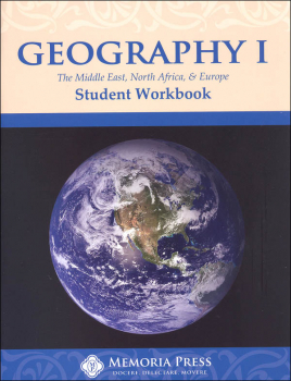 Geography 1 Workbook (Middle East, Europe, & North Africa)