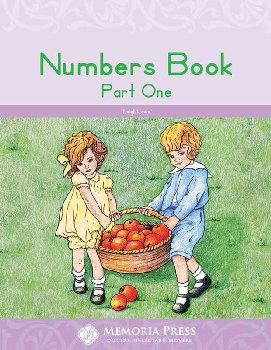 Numbers Book 1