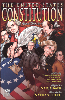 United States Constitution (Graphic Adaptation)
