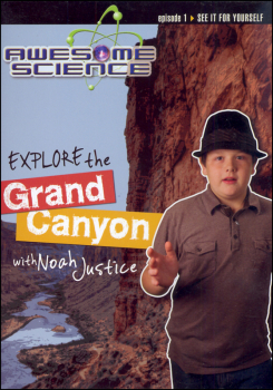 Awesome Science Episode 1: Explore the Grand Canyon DVD