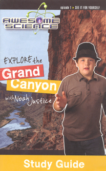 Awesome Science Episode 1: Explore the Grand Canyon Study Guide