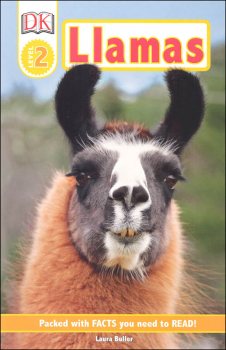 Llamas (DK Readers Level 2)