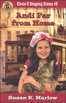 Andi Far from Home (Crcl C Stepping Stns #6)