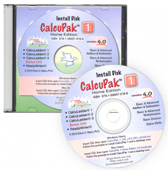 CalcuPak 1 Home Edition 4.0