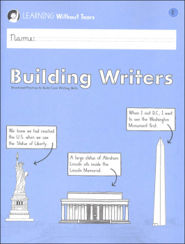 Building Writers Student Workbook E
