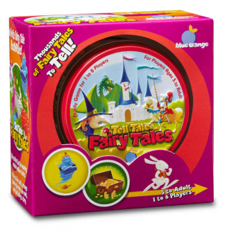 Tell Tale Fairy Tales Pocket Game