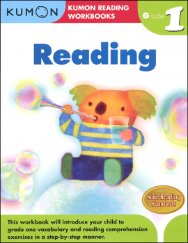 Kumon Reading Workbook - Grade 1