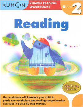 Kumon Reading Workbook - Grade 2