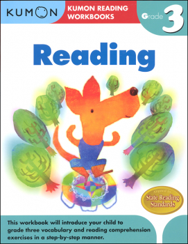 Kumon Reading Workbook - Grade 3