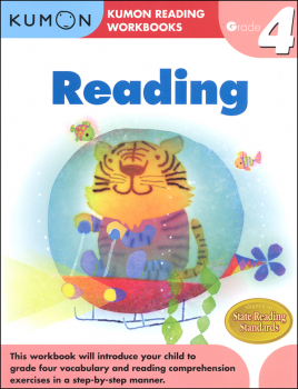 Kumon Reading Workbook - Grade 4