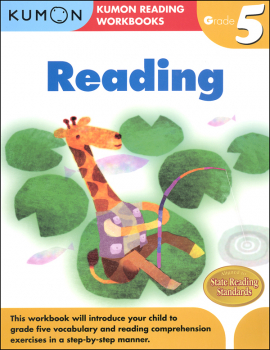 Kumon Reading Workbook - Grade 5