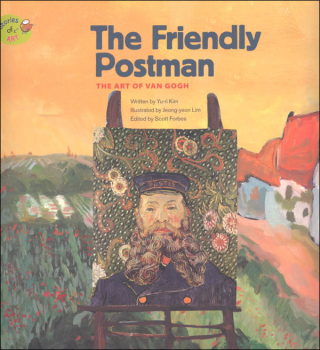 Stories of Art: Friendly Postman (Art of Van Gogh)