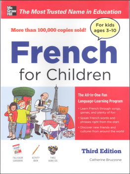 French for Children With Three Audio CDs