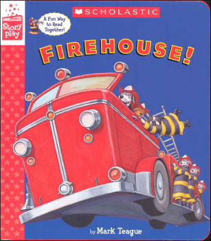 Firehouse! (StoryPlay Book)