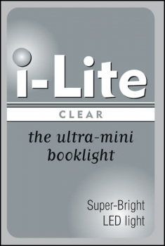 iLite Clear Booklight
