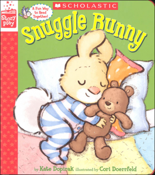 Snuggle Bunny (StoryPlay Book)