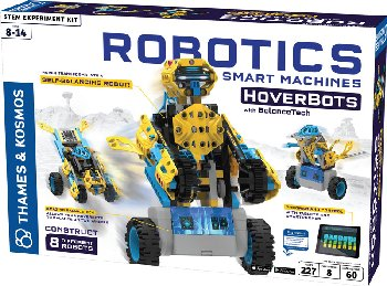 Robotics: Smart Machines - Hoverbots
