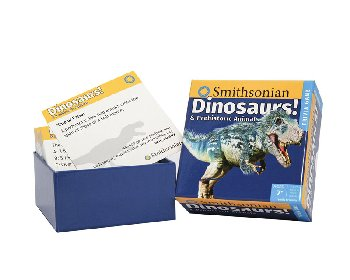 Smithsonian Dinosaurs & Prehistoric Animals Trivia Game