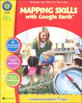 Mapping Skills With Google Earth Grades PK-2