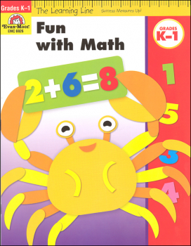 Learning Line Math - Fun with Math Grades K-1