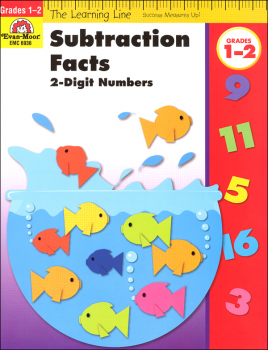 Learning Line Math - Subtraction Facts Grades 1-2
