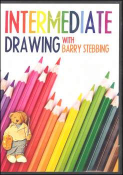 Intermediate Drawing DVD