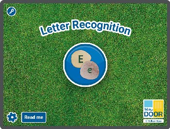 Letter Recognition App
