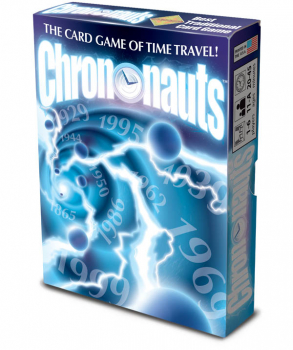 Chrononauts Card Game of Time Travel