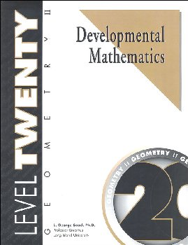 Developmental Math Level 20 Worktext