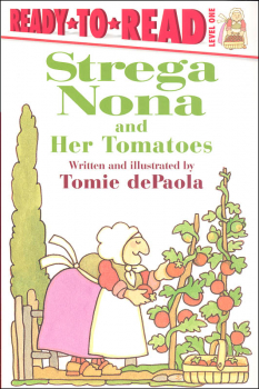 Strega Nona and Her Tomatoes (Ready-to-Read Level 1)