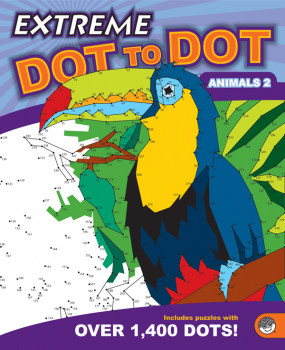 Extreme Dot to Dots Animals 2