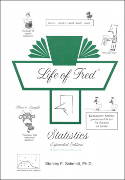 Life of Fred: Statistics Expanded Edition