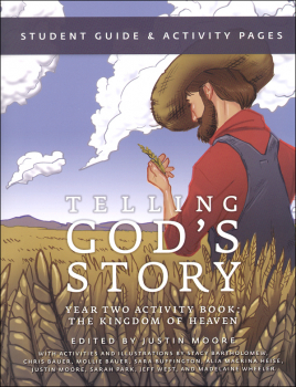 Telling God's Story Year 2: Student Guide & Activity Pages